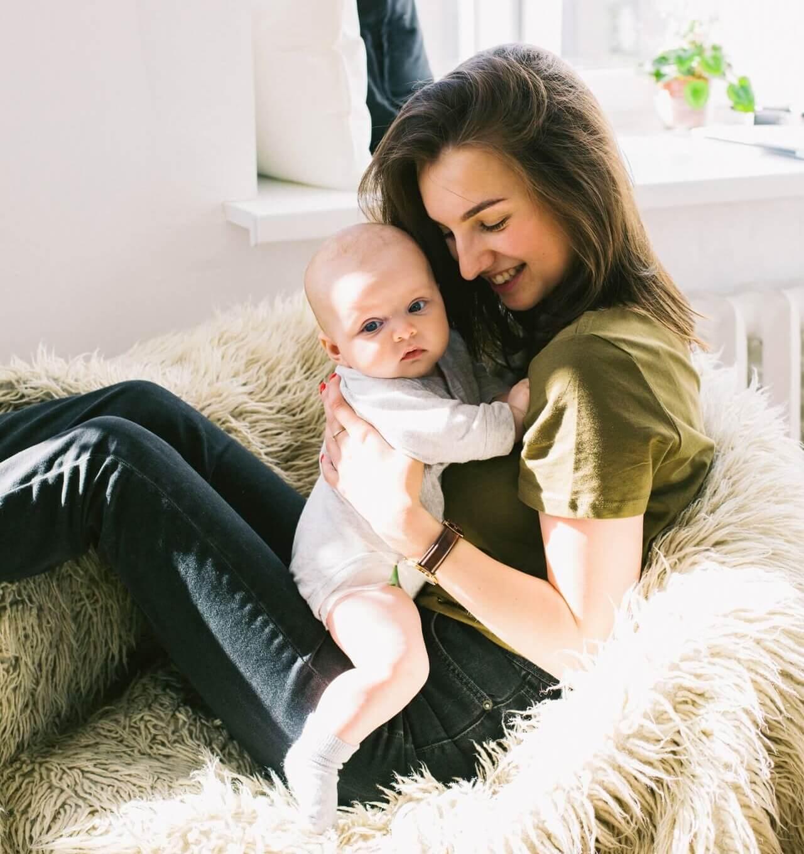 Eva Love Her Newborn
