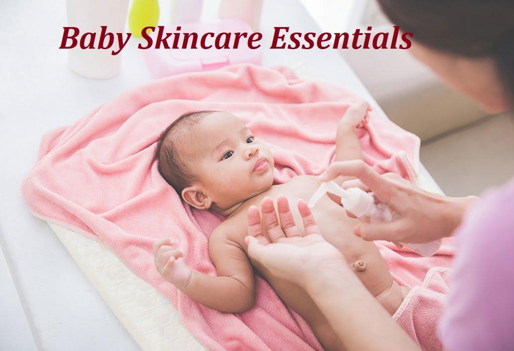 baby skin care essentials