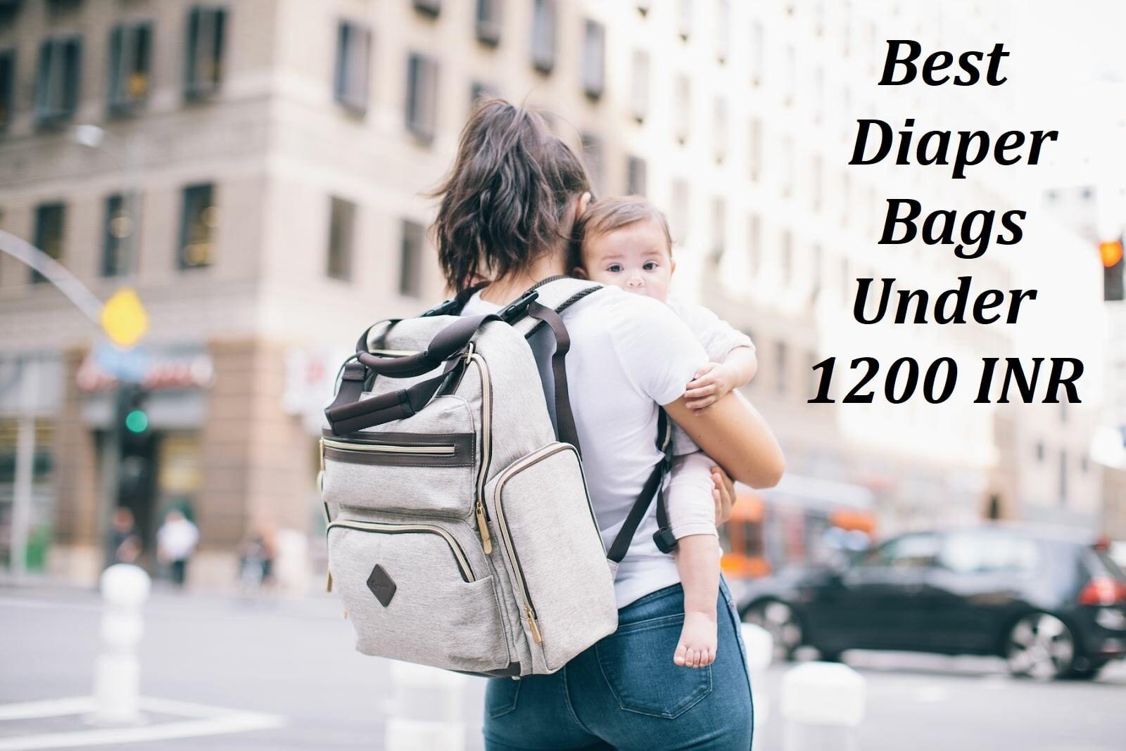 best diaper bags under 1200