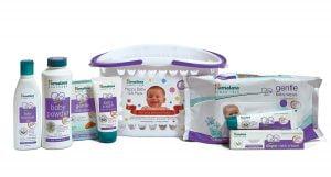 baby skincare essentials gift