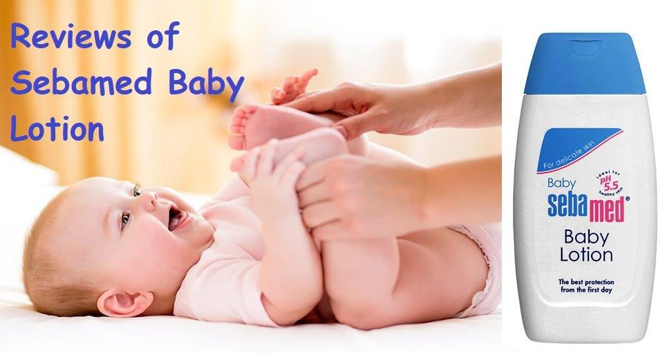sebamed baby lotion