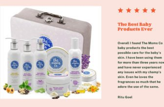 the moms co baby products