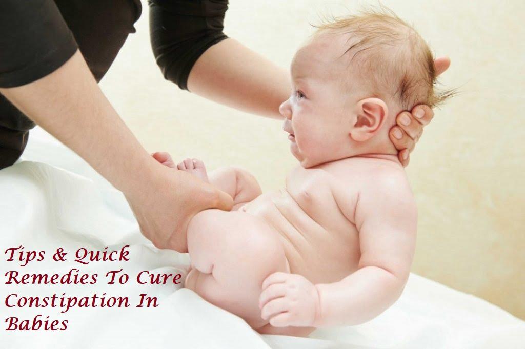 constipation in babies