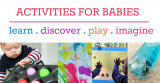 Activities To Do With Babies To Boost Sensory Stimulation