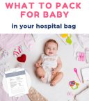 Essentials to be Included in the Baby's Hospital Bag.