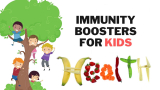 Ten Immunity Boosters for Kids – Enjoy the Glow of Good Health