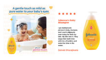 My Experience On Using Johnson's Baby Shampoo For My Babies