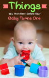 Things You Must Have Before Your Baby Turns One