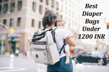 Best Diaper Bags Under 1200 || Enjoy Hands-Free Travelling with Babies