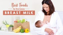 Increase Breast Milk With These Seven Superfoods – Baby Food is Vital
