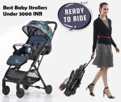 Baby Stroller Under 3000 – For your Little one's Comfortable Strolls